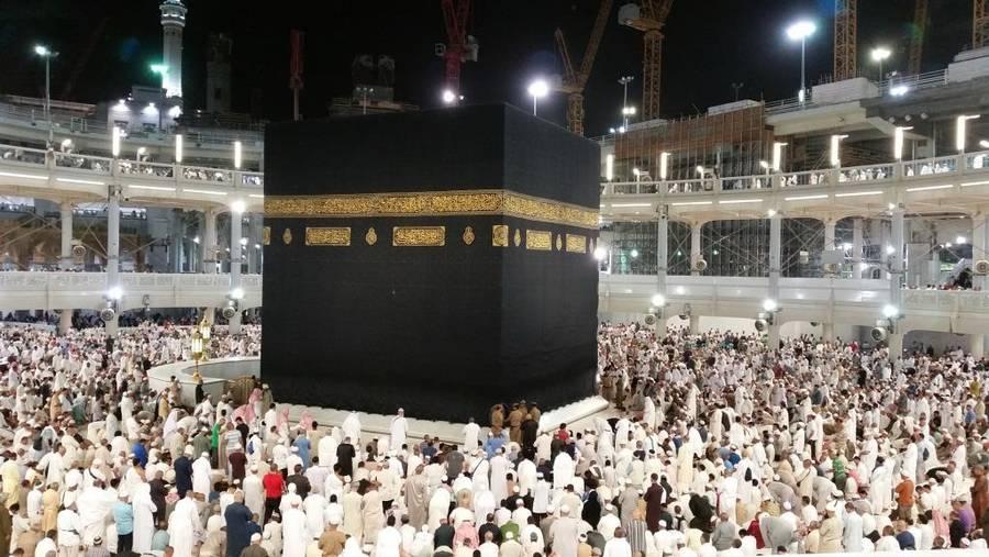 Flüge Nach Mekka