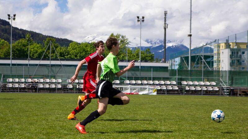 Fu Ball Auswahl In Diesem Schuljahr Ohne Meisterehren